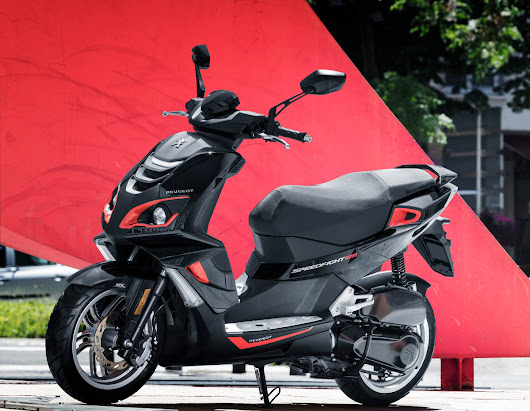 2018 Peugeot Speedfight 125i 4th Gen Launched | ResCogs