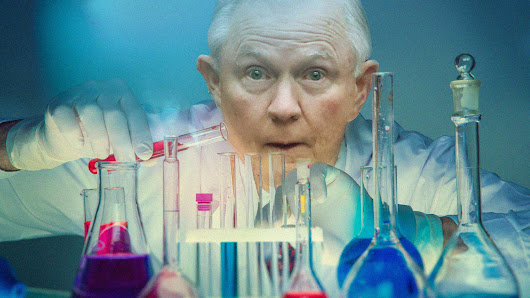 "Jeff Sessions wants courts to rely less on science and more on ""science"""