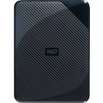 WD - 4TB Game Drive for PS4 External USB 3.0 Portable Hard Drive - Black/Blue