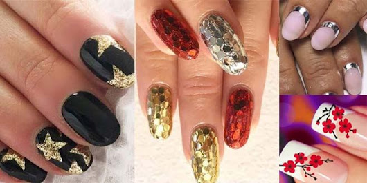 50 Unique Nail Art Designs for 2018 (Best Nail Images)