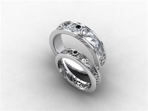 72 best images about Wedding rings on Pinterest   Band