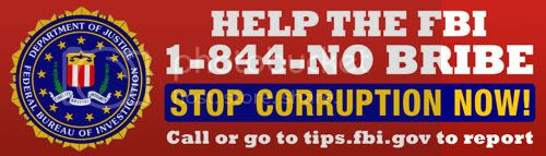 Public Corruption Hotline