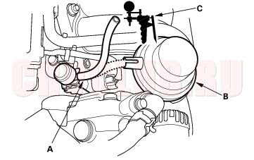 2003 Honda Crv Engine Diagram