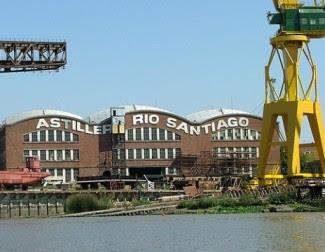 Resultado de imagen para Astilleros Río Santiago