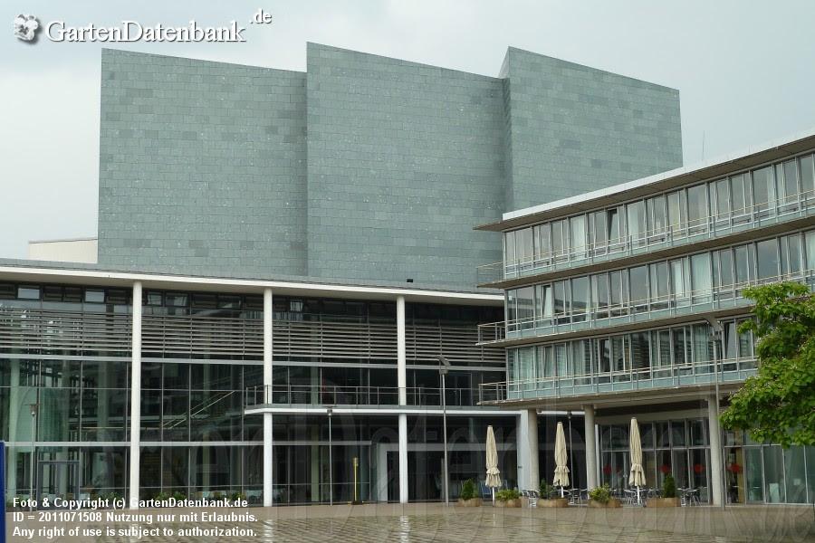 Georg-Friedrich-Händel-Halle, Konzertsaal