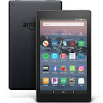 Amazon Fire HD 8 - Wi-Fi - 16 GB - Black - with Special Offers - 8""