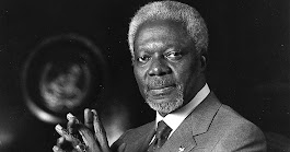 Kofi Annan, Who Redefined the U.N., Dies at 80 - The New York Times