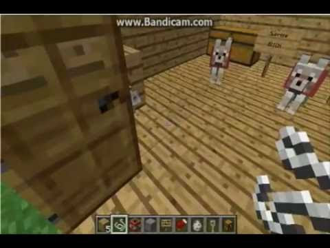 Minecraft Messi's House Trap