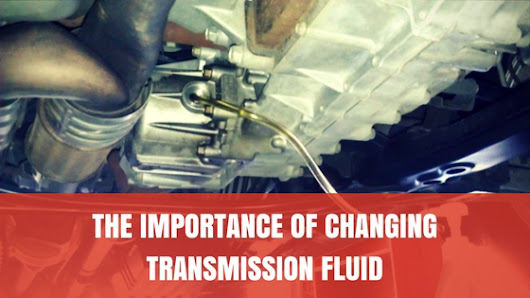 The Importance of Changing Transmission Fluid - Nitro 9 | Industrial Lubricants and Additives