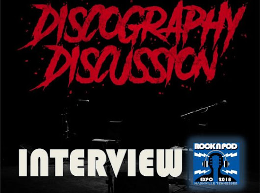 Discovering DISCOGRAPHY DISCUSSION Podcast