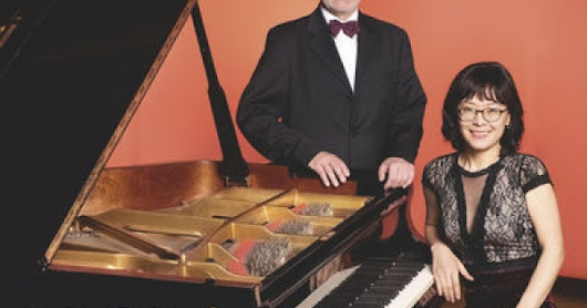 Haydn & Brahms by The Osnabrück Piano Duo