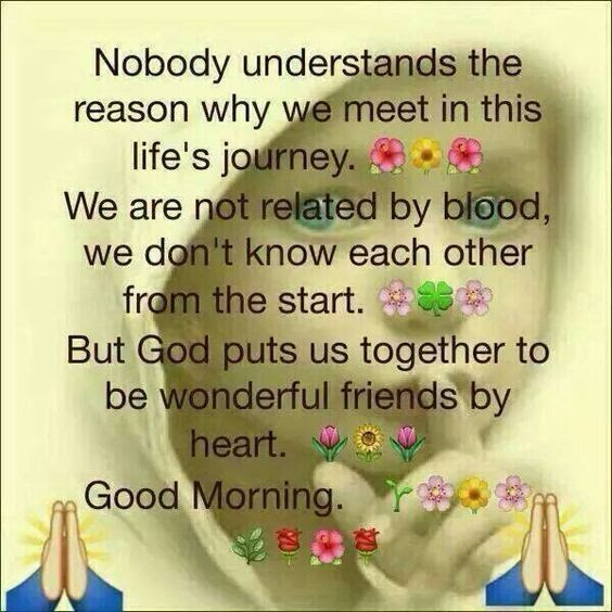 Inspirational Good Morning Quote About Friendship Pictures Photos