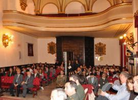 Asistencia al acto inaugural de las I Jornadas