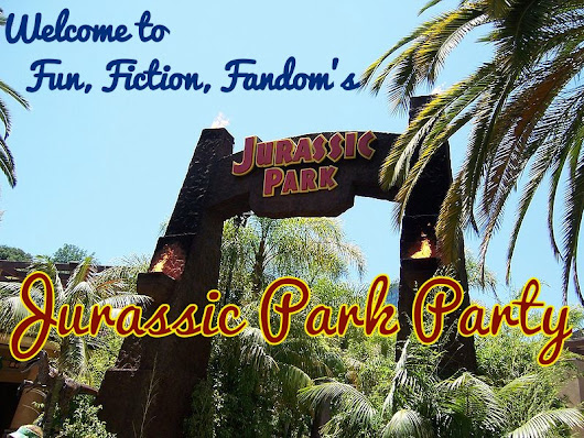 Jurassic Park Party | Fun, Fiction, Fandom