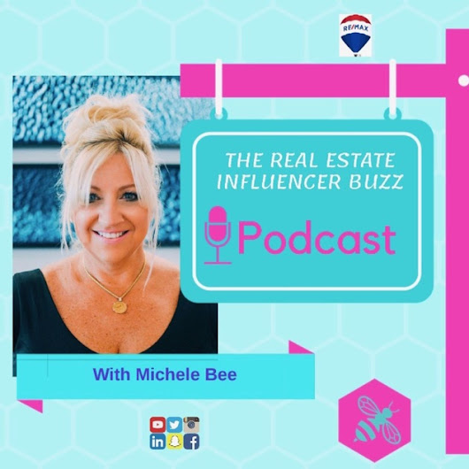 The Real Estate Influencer Buzz Podcast by Michele Bellisari on Apple Podcasts