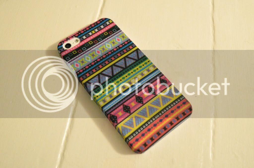 iPhone 5 Aztec Phone Cover
