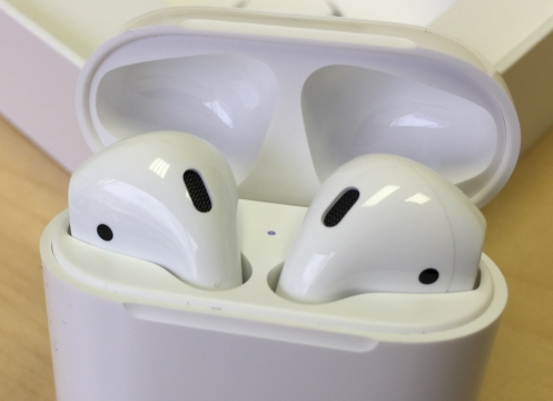 AirPods by Apple and iPhone 7 by Apple Compatibility