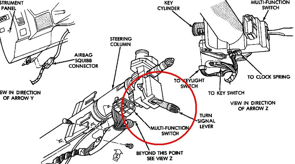 [DIAGRAM] 1994 Wrangler Turn Signal Wiring Diagram FULL