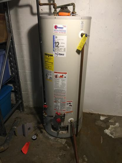 Ge Smart Water Heater 40 Gallon