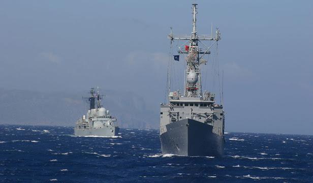 Κρίση χαμηλής έντασης στο Αιγαίο - Πλήρης ανάπτυξη του Τουρκικού Στόλου