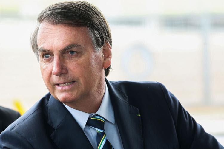 O próprio Bolsonaro falou sobre o procedimento | Foto: Antonio Cruz | Agência Brasil - Foto: Antonio Cruz | Agência Brasil