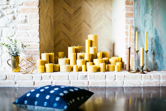 What Makes Beeswax Candles so Great? - BeeswaxCo.com
