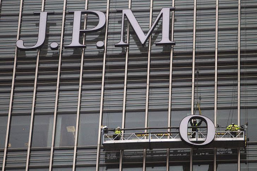 JPM's employee screening failures offer lessons in background checks,