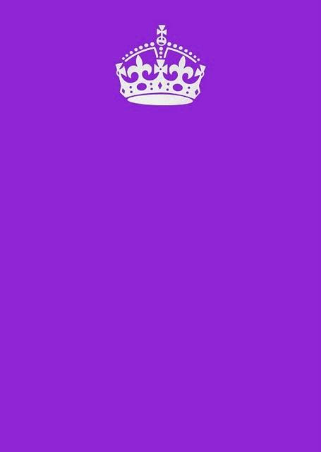 Keep Calm And Carry On Purple Meme Generator - Imgflip
