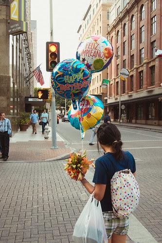 Happy Birthday (America) by Jesse Acosta