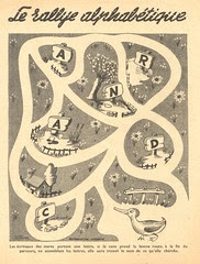 rallye alphabet