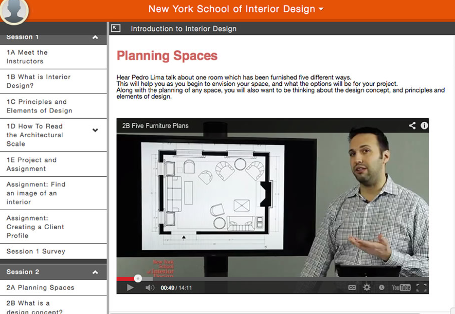 The Editor at Large > NYSID offers first online interior design course
