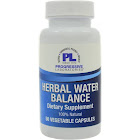 Progressive Labs Herbal Water Balance - 50 Capsules