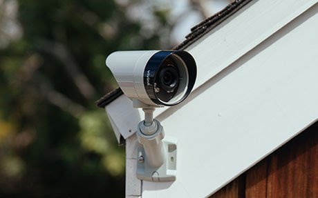 IP Based Security Camera Systems