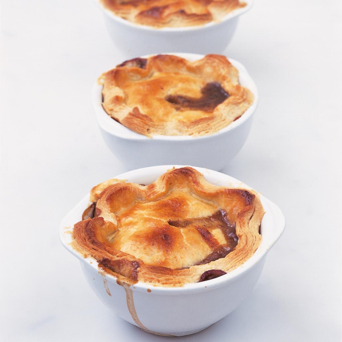 Winter Vegetable Pie with a Parmesan Crust | Delia Online
