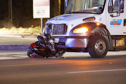 Motor Scooter Driver Killed in Apple Valley after being struck by a tow truck - Victor Valley News | VVNG.com