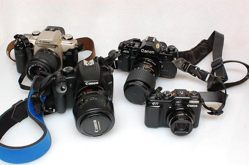 Canon Barrage