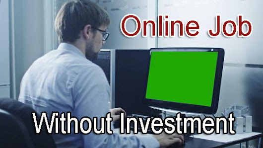 Online Jobs Without Investment | Quick Money Blogs