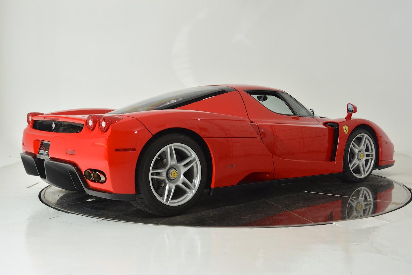 2003 Ferrari Enzo Fuel Engine  Buy Aircrafts