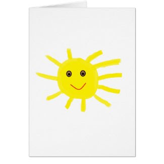 Hey Sunshine Greeting Cards
