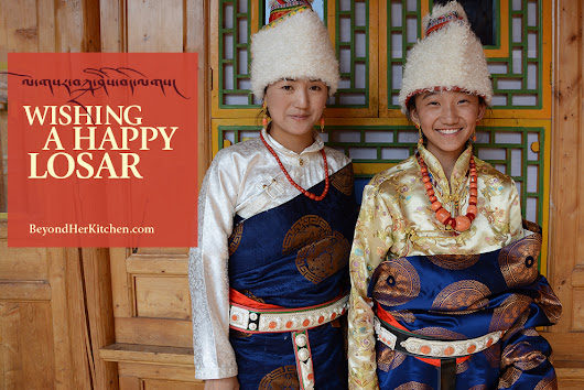 How Tibetans Celebrate Losar–New Year?