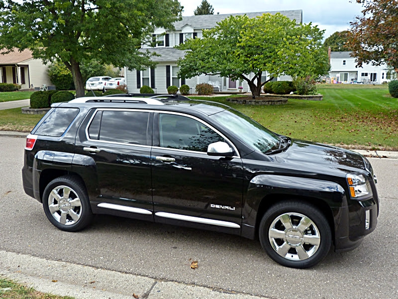 Review: 2013 GMC Terrain Denali V6 - The Truth About Cars
