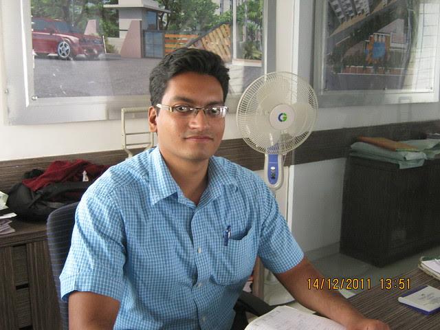 Nikhil Naik, Sales Manger, Sai Mystique, 1 BHK - 1.5 BHK - 2 BHK Flats near Sinhagad Institute, Ambegaon Budruk, Pune 411 041