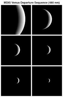 Messenger en Venus