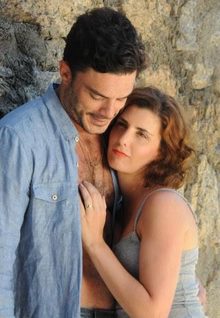 Kiko Pissolato e esposa (Foto: Drica Donato / Divulgação)