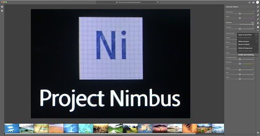 Adobe Project Nimbus Leaked: This is 'Lightroom in the Cloud'