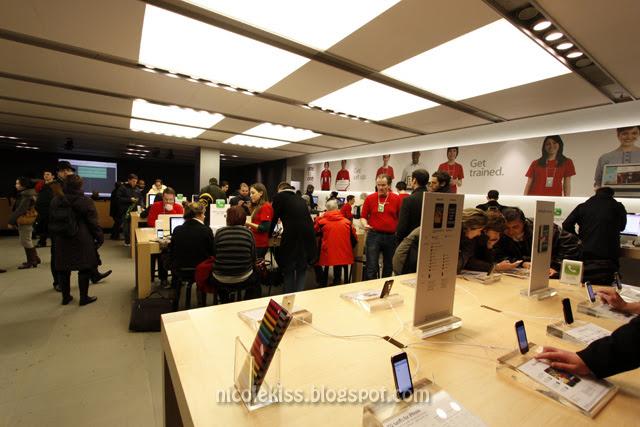 oxford apple store