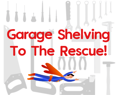 How To Utilise Your Garage To Increase Storage Space - Workplace Stuff
