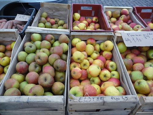Port-en-Bessin Market