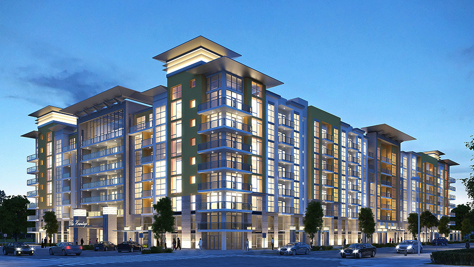 Two new apartment buildings slated for downtown St ...