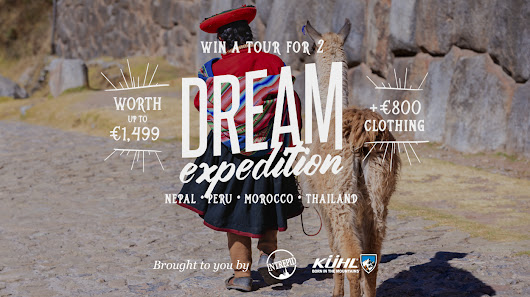 Win a trip for two with TourRadar!